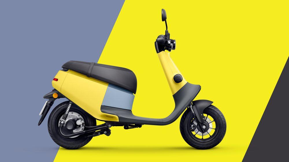 Gogoro viva electric scooter