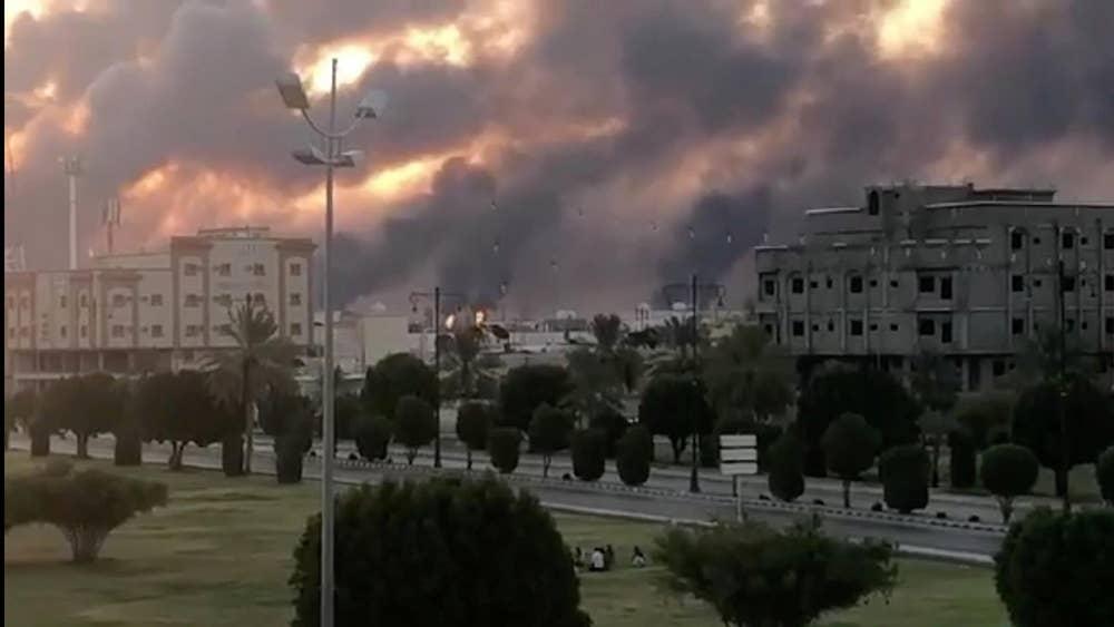 EV supporters respond to Saudi oil refinery attack, more ...