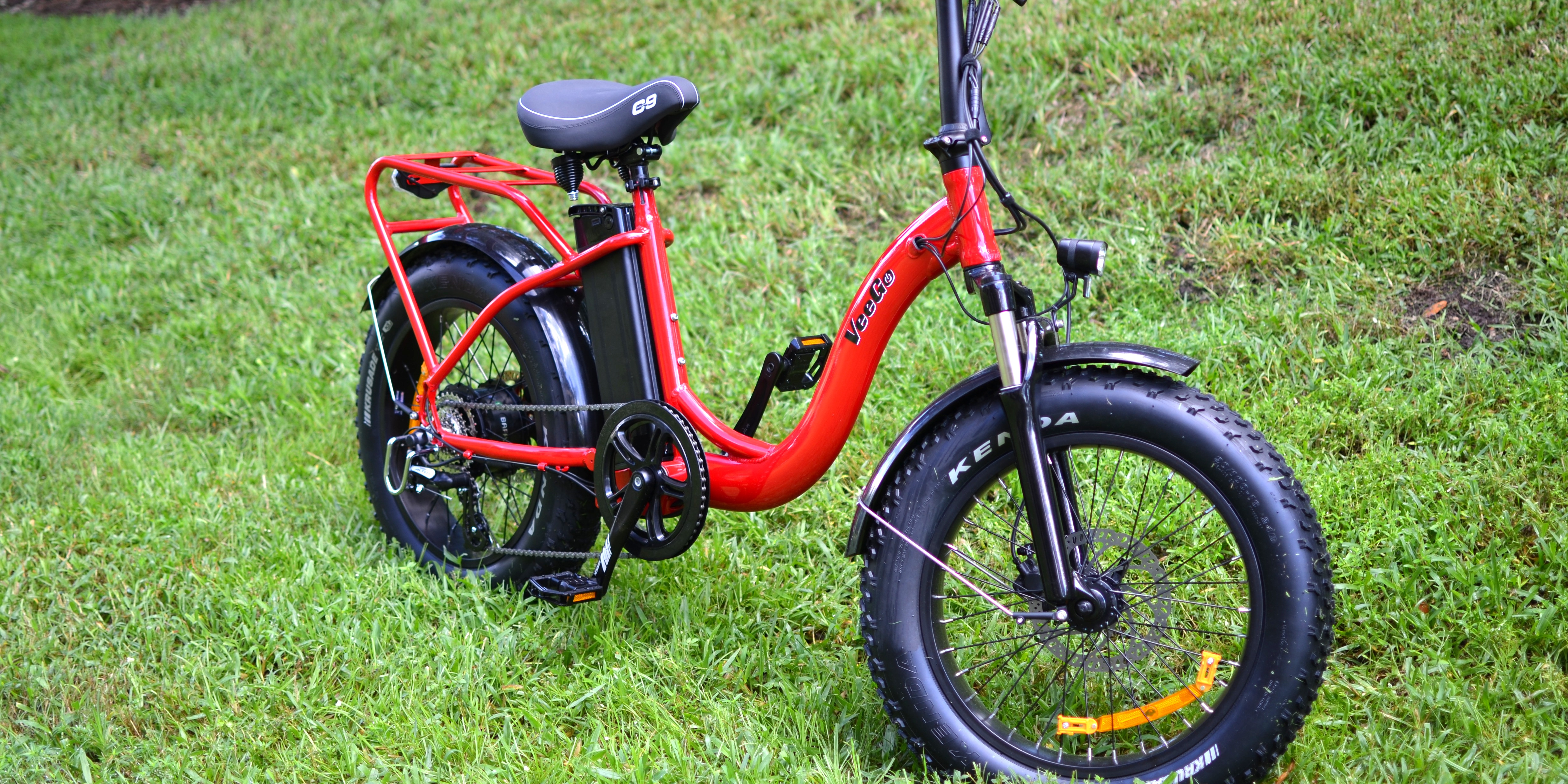 Electric Road Bike Reviews Prices Specs Videos Photos >> Veego 750 Review Ridescoozy S Fun Filled 28 Mph Fat Tire