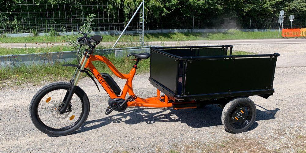 xcyc pickup electric bicycle