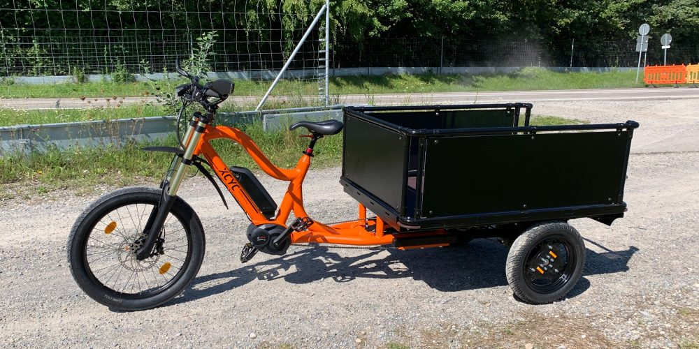 xcyc pickup electric bicycle