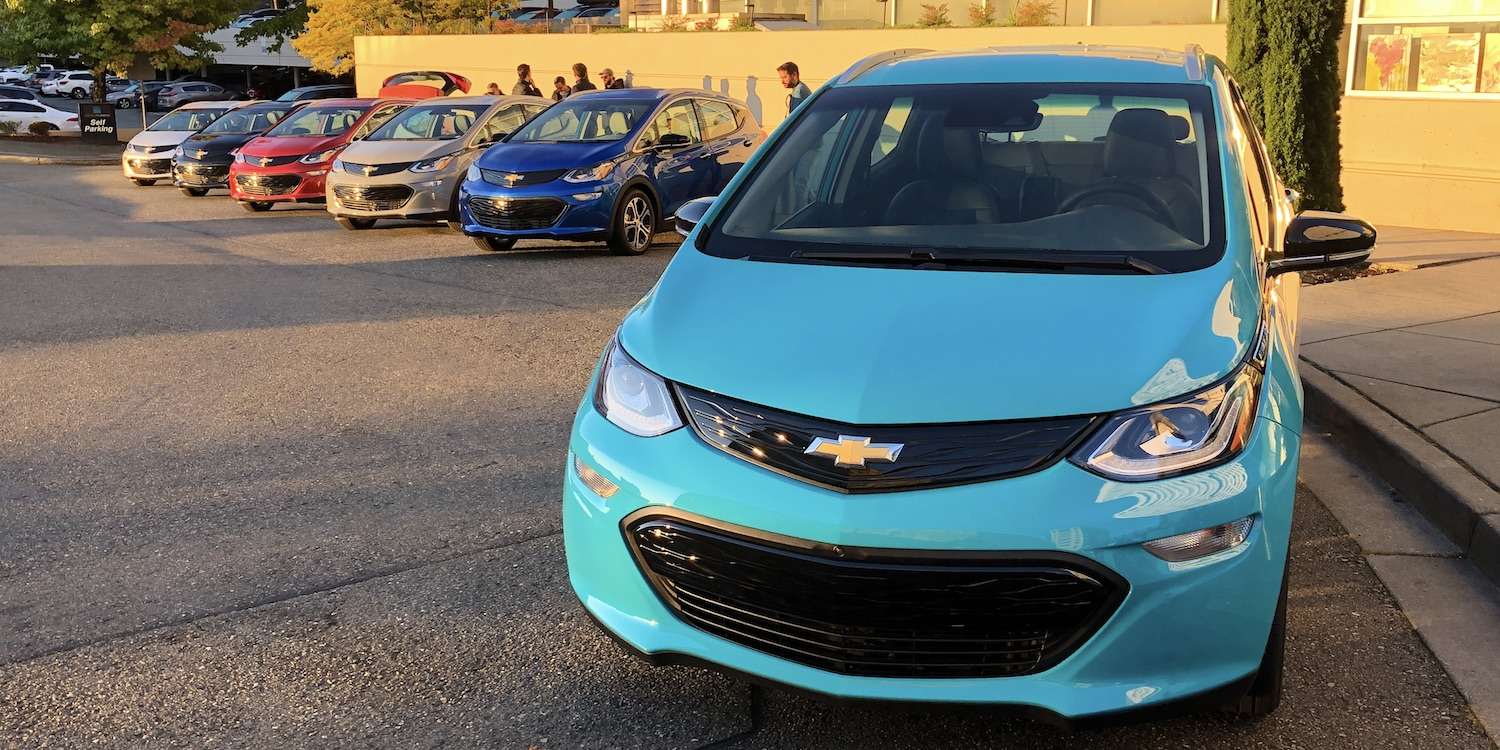 2020 Chevy Bolt EV first drive felt a lot like 2016