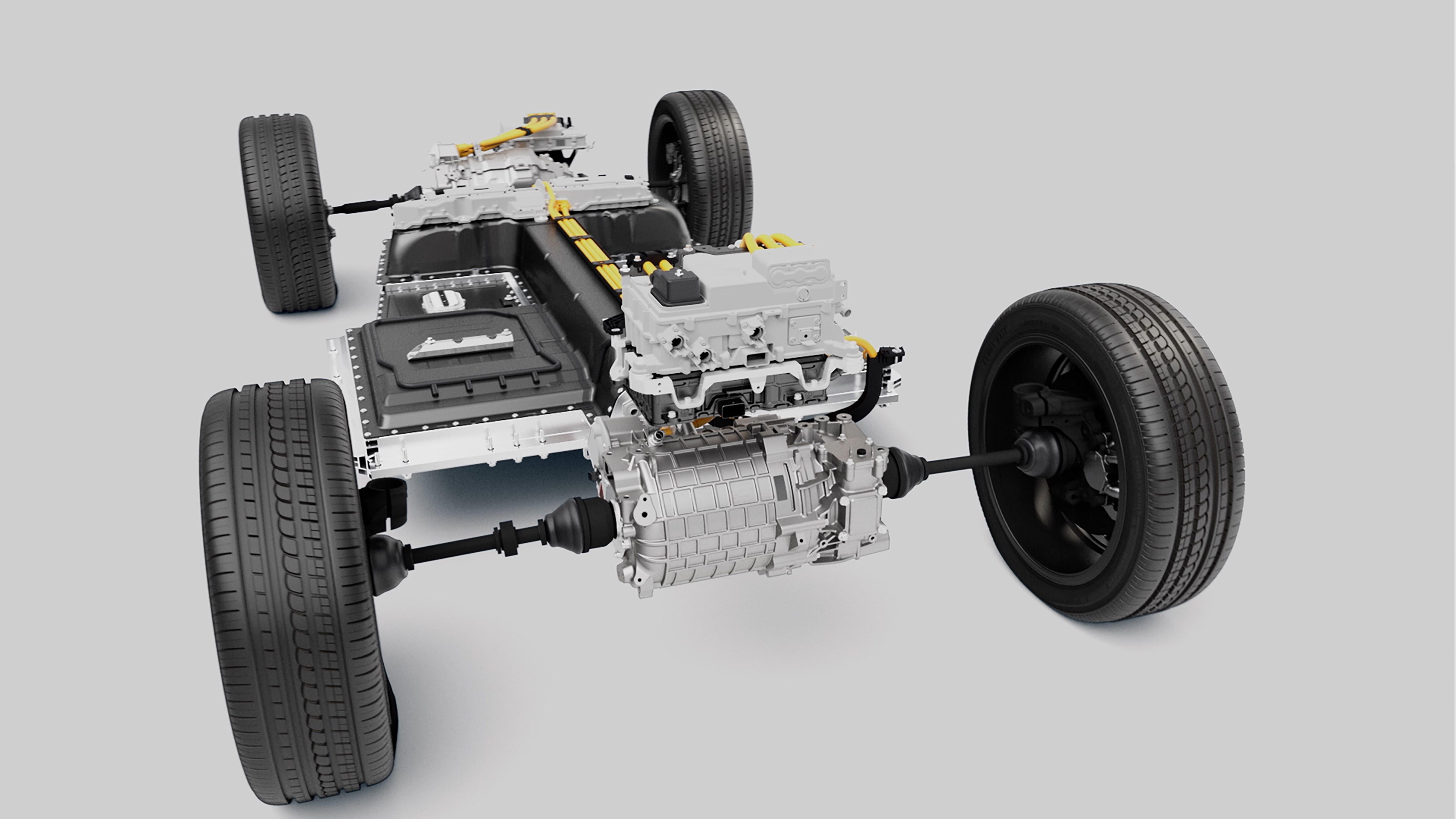 Volvo unveils electric XC40 Recharge: 250 miles of range
