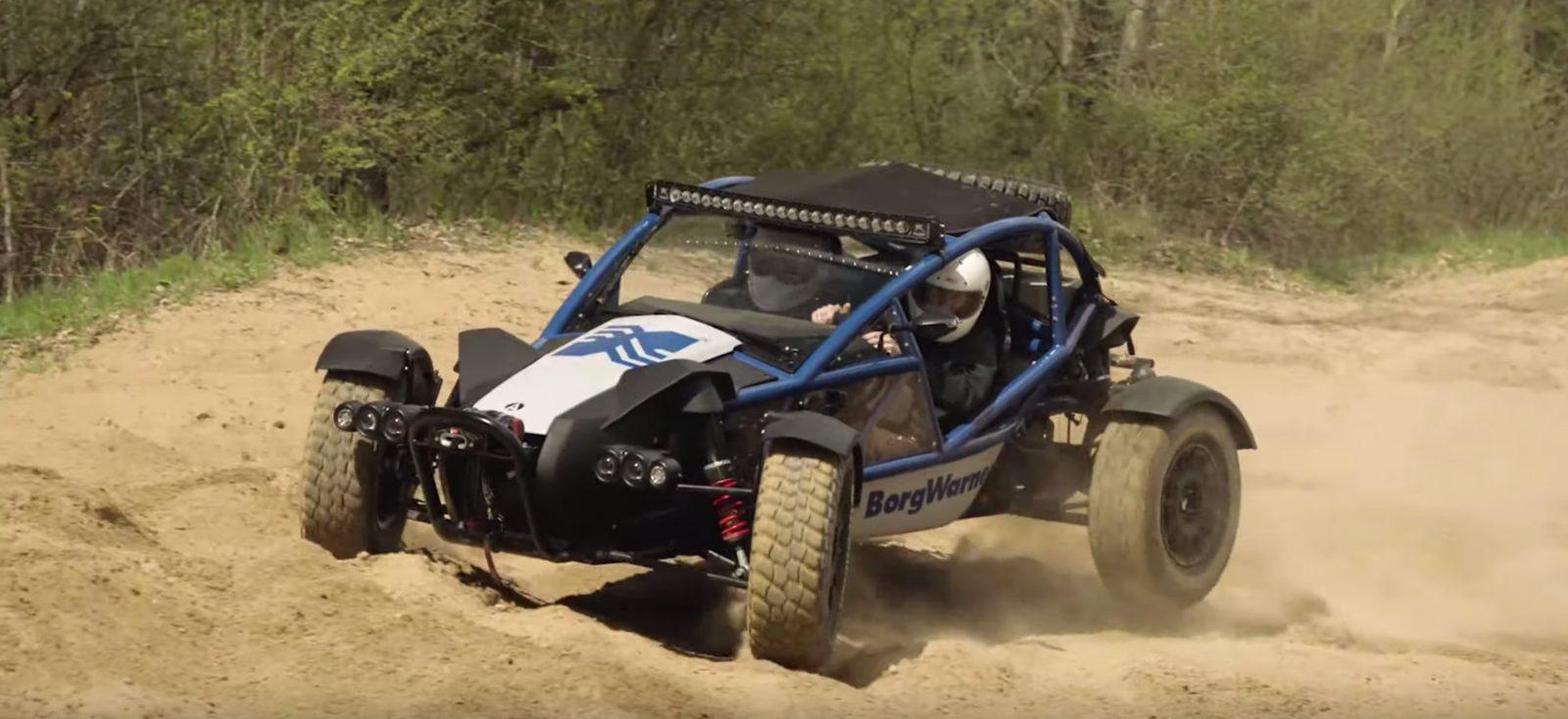 Ariel Nomad Price >> BorgWarner turns Ariel Nomad into electric off-road beast - Electrek