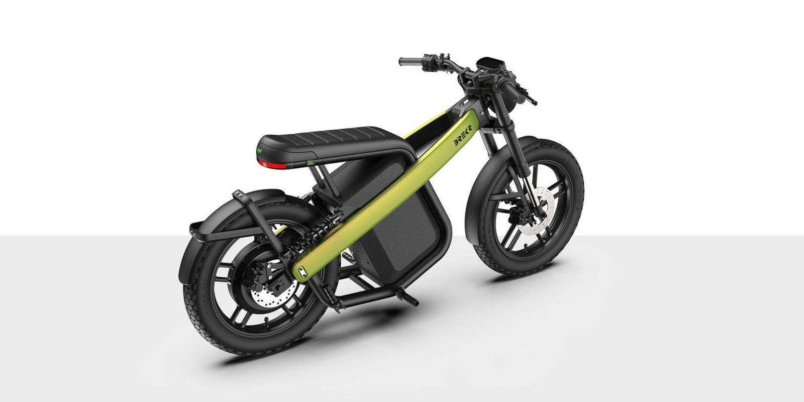 New Dutch electric moped gets dual batteries and up to 100 miles of range