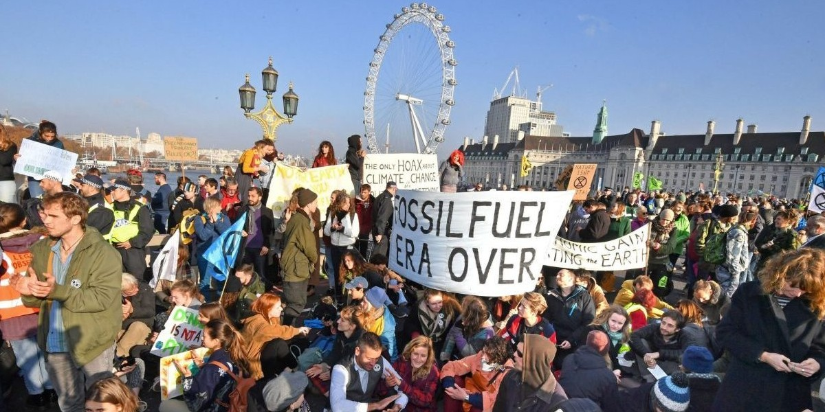 Climate Crisis Weekly: Climate crisis protest ban — and broccoli; saving the fish, more