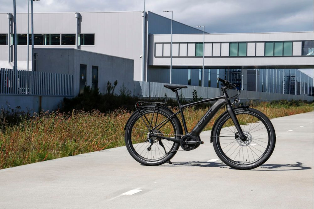 Giant electric bicycle