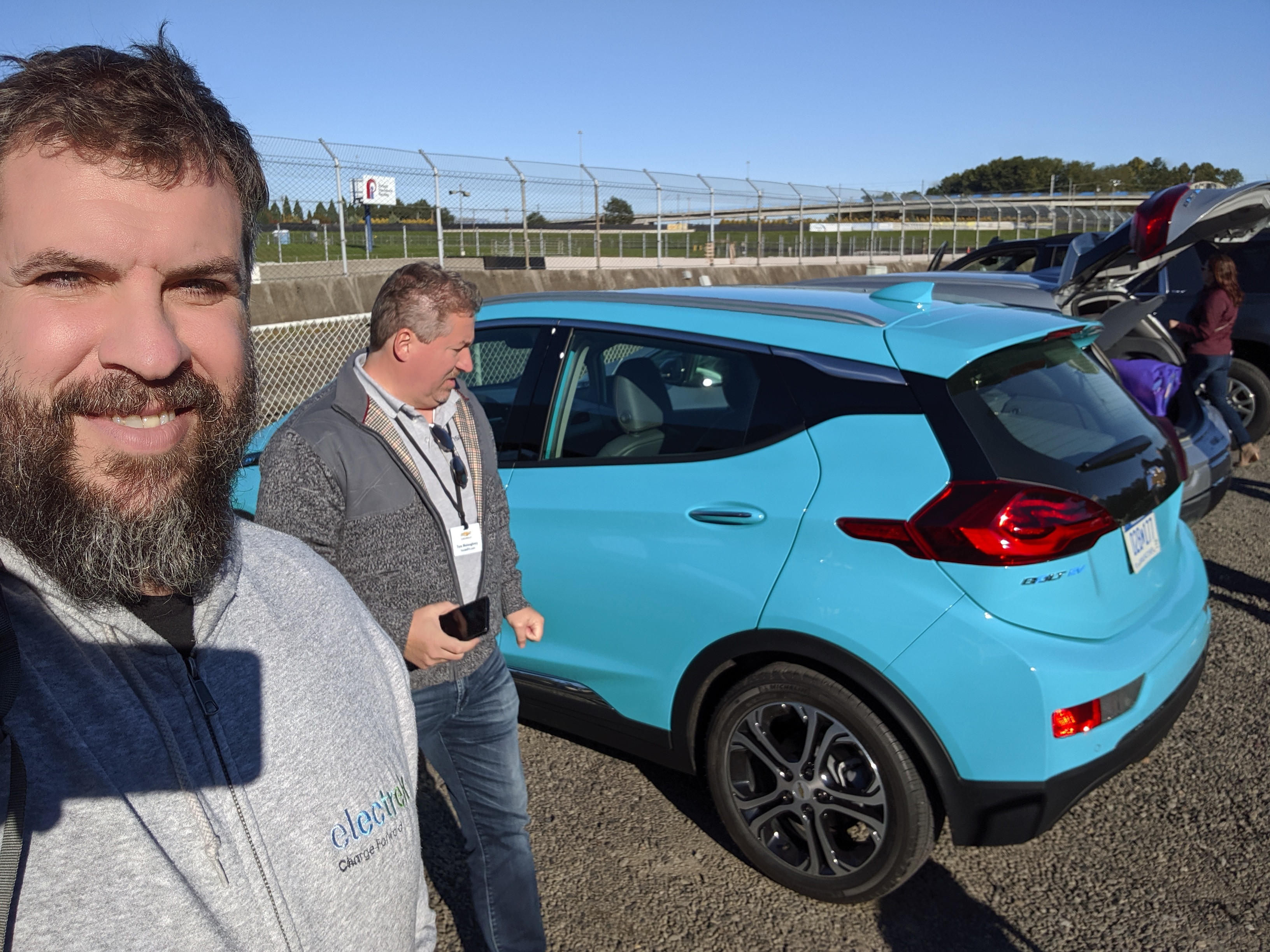 2020 Chevy Bolt Ev First Drive Felt A Lot Like 2016 Electrek