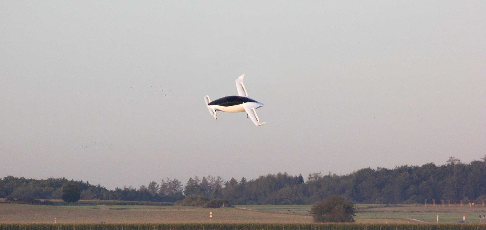 Watch Lilium's electric aircraft for 'air taxi' fly as they move toward production