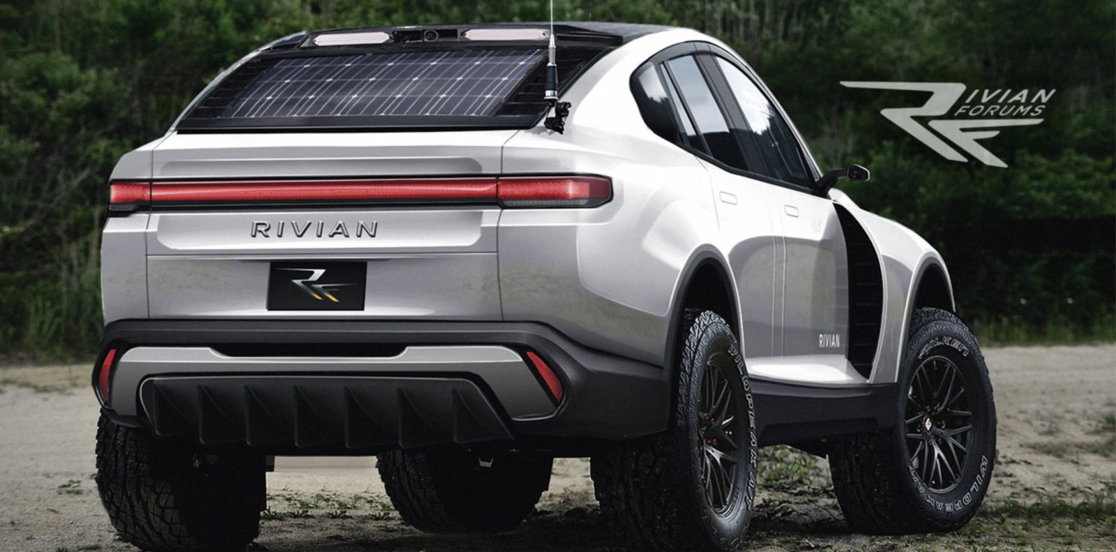 Rivian's next electric vehicle after pickup could be an ...