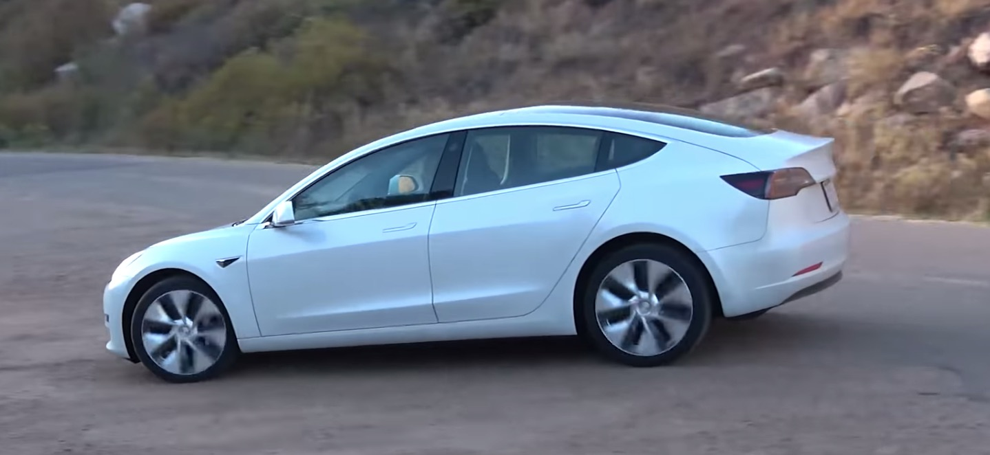 Closer look at Tesla's new Model 3 Sports aerodynamic wheels for China