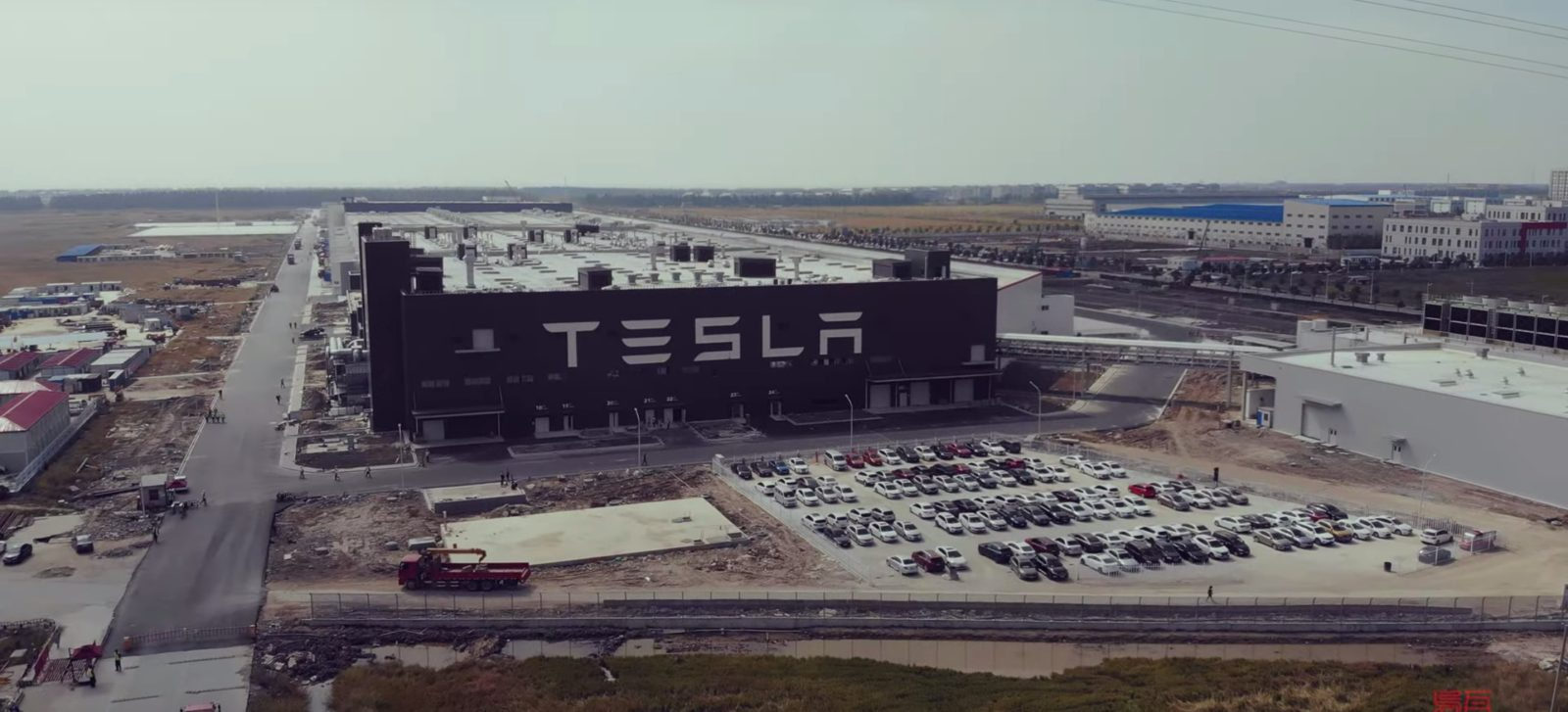 Tesla starts trial production of Chinese Model 3, reportedly plans to sell cars to Gigafactory 3 workers