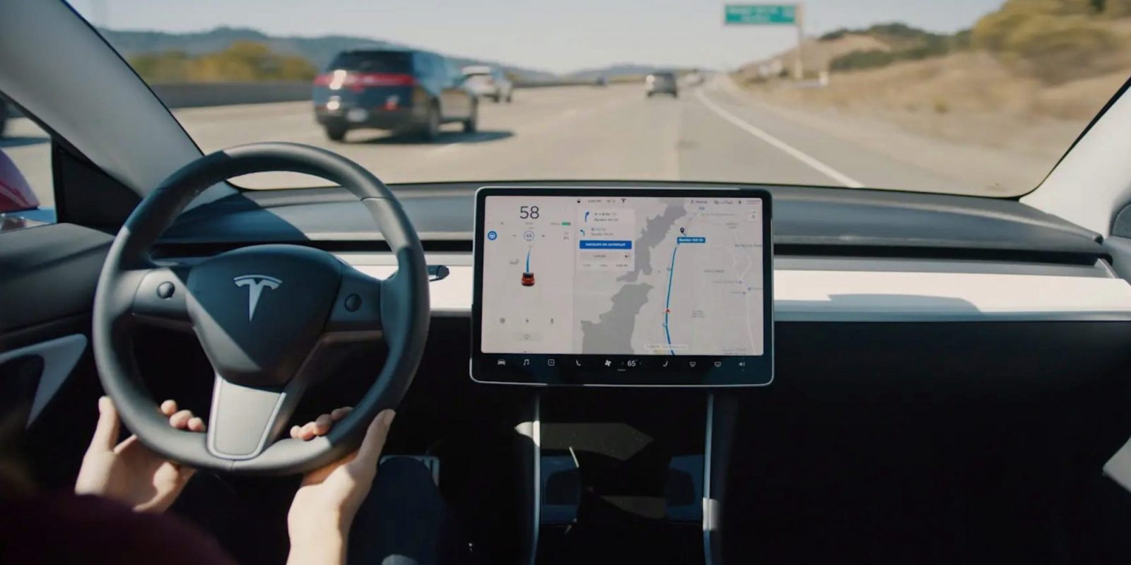 Tesla updates Autopilot safety numbers; almost 9x safer than average driving