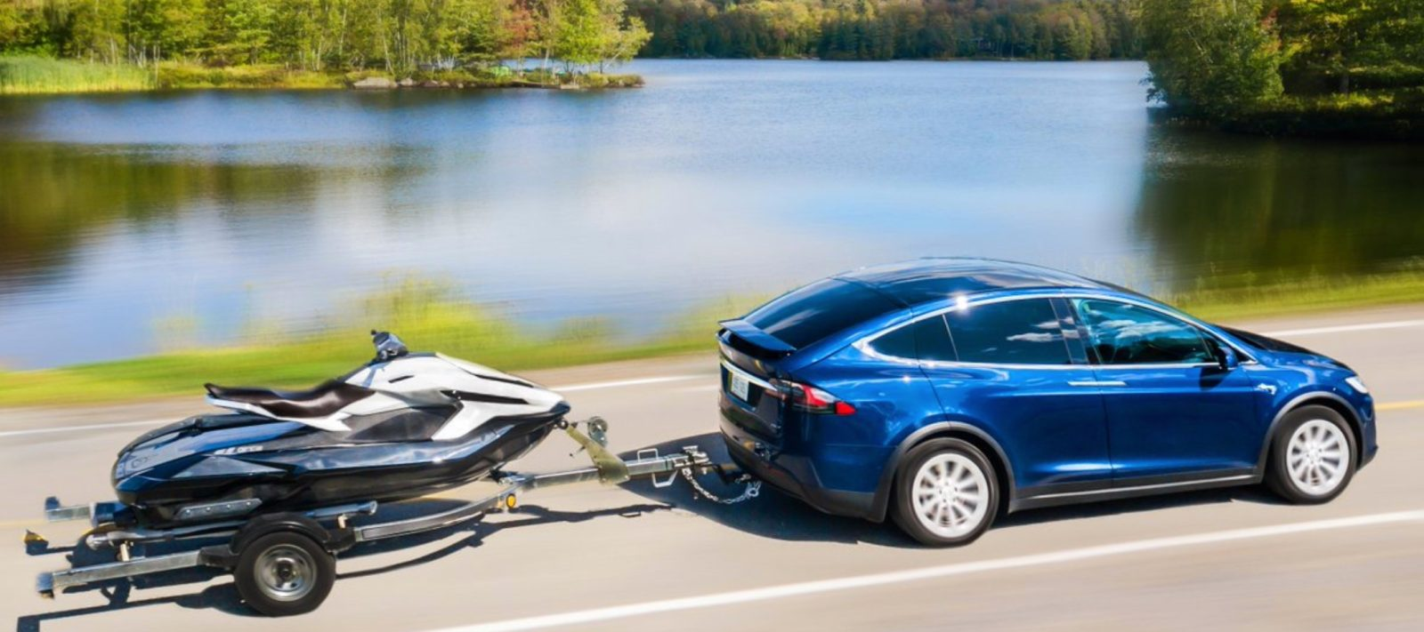 Tesla should allow owners to charge recreational EVs towed by its vehicles at Superchargers