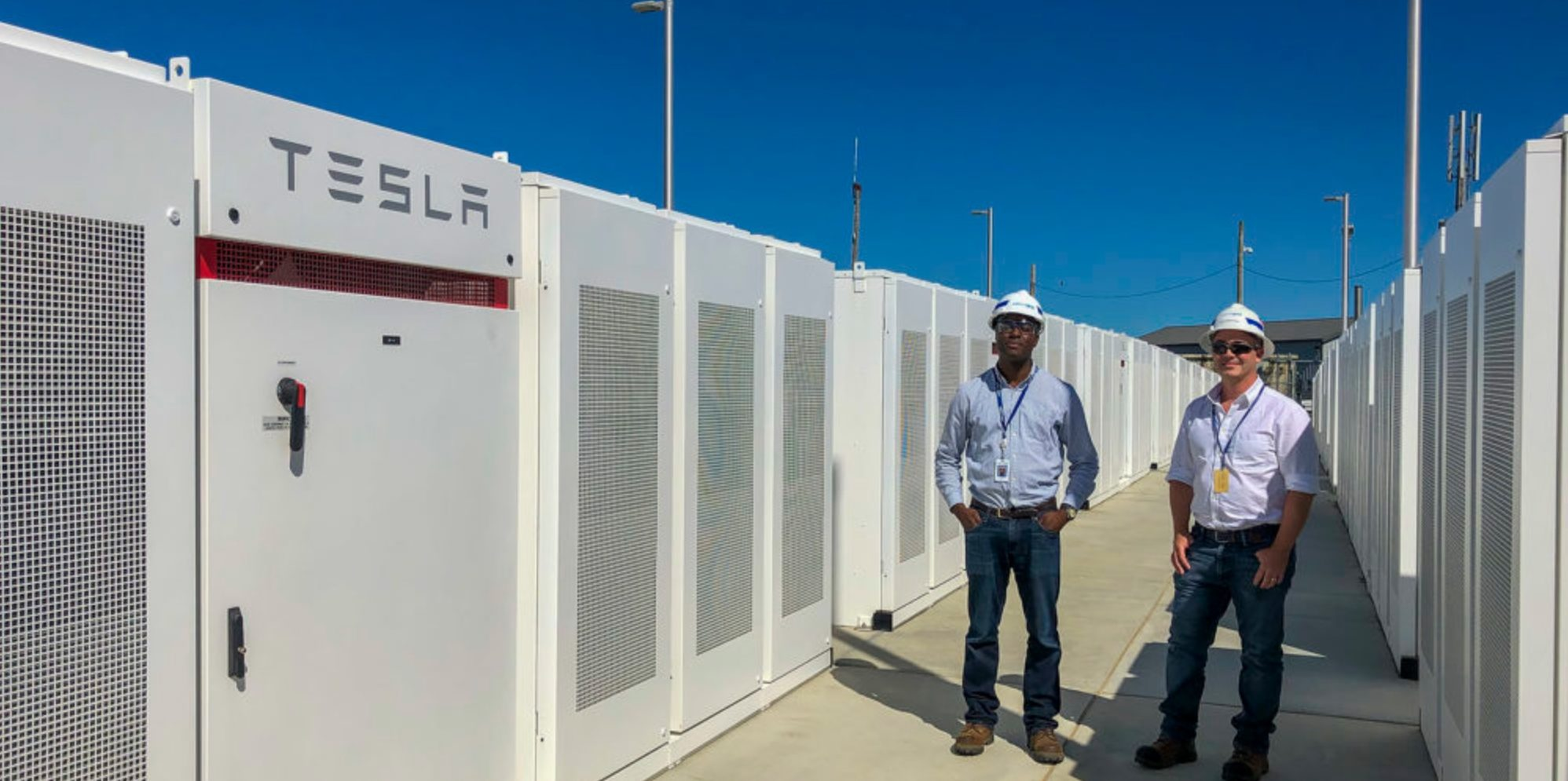Tesla deploys a big Powerpack system in Nantucket to secure the island's power - Electrek