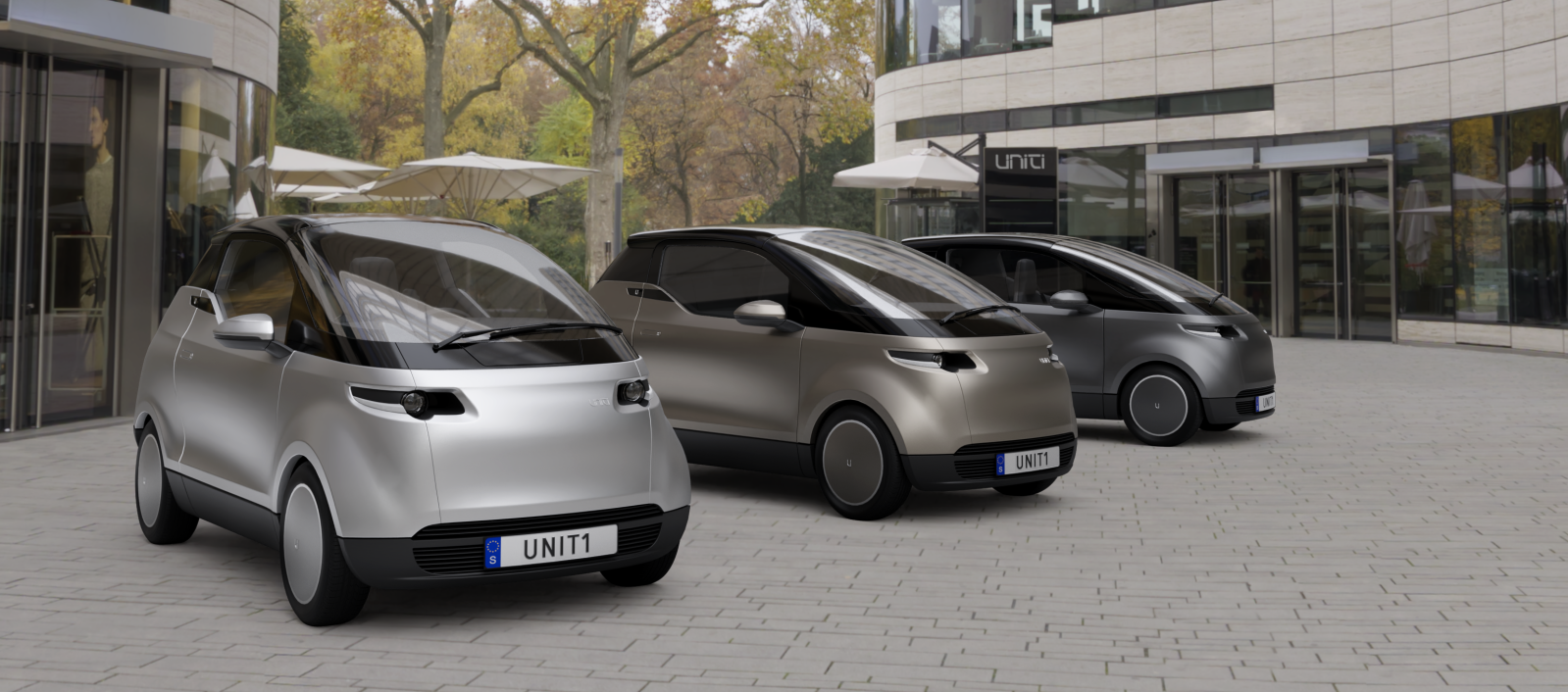 Uniti announces $19,600 price for its small crowdfunded electric car, updates specs