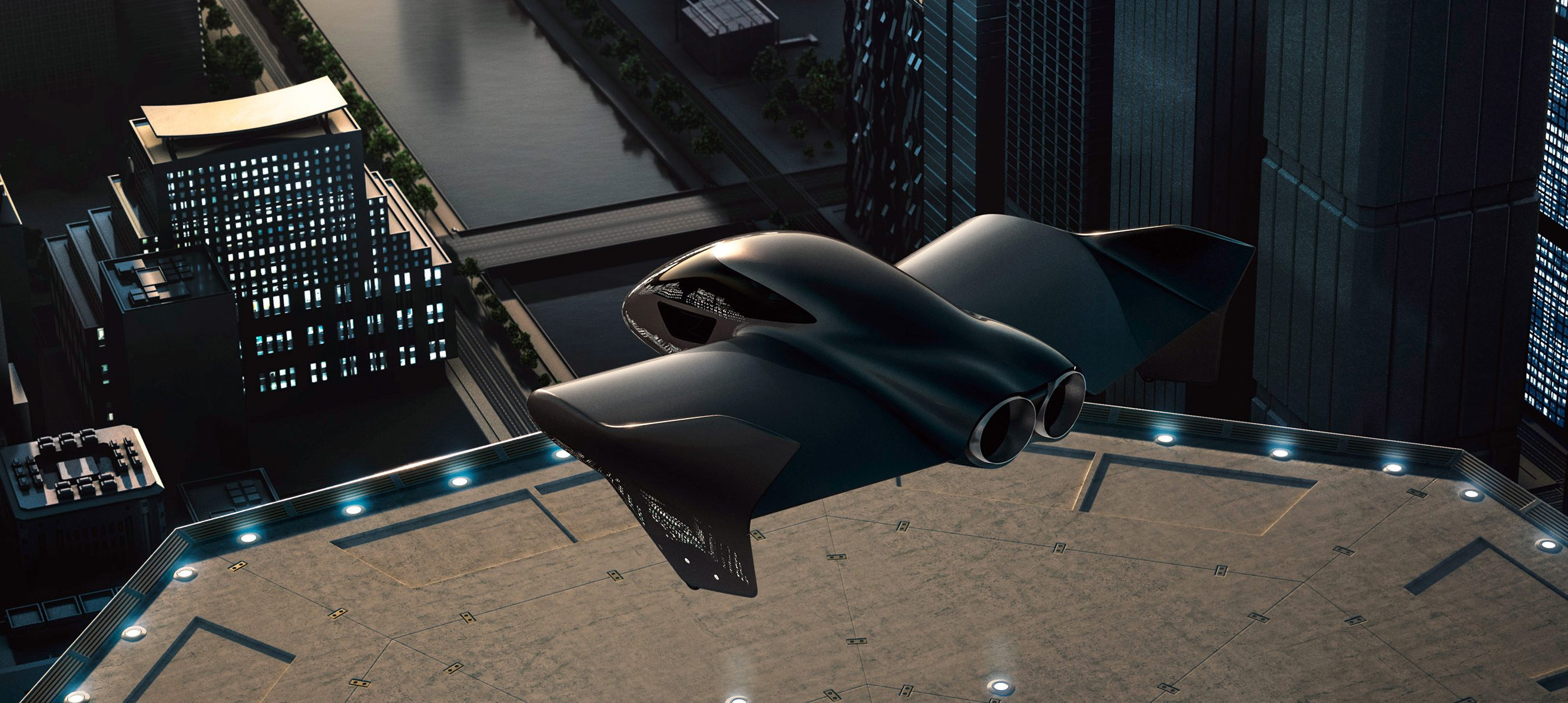 Porsche is building an electric vertical take-off and landing aircraft (eVTOL) with Boeing - Electrek