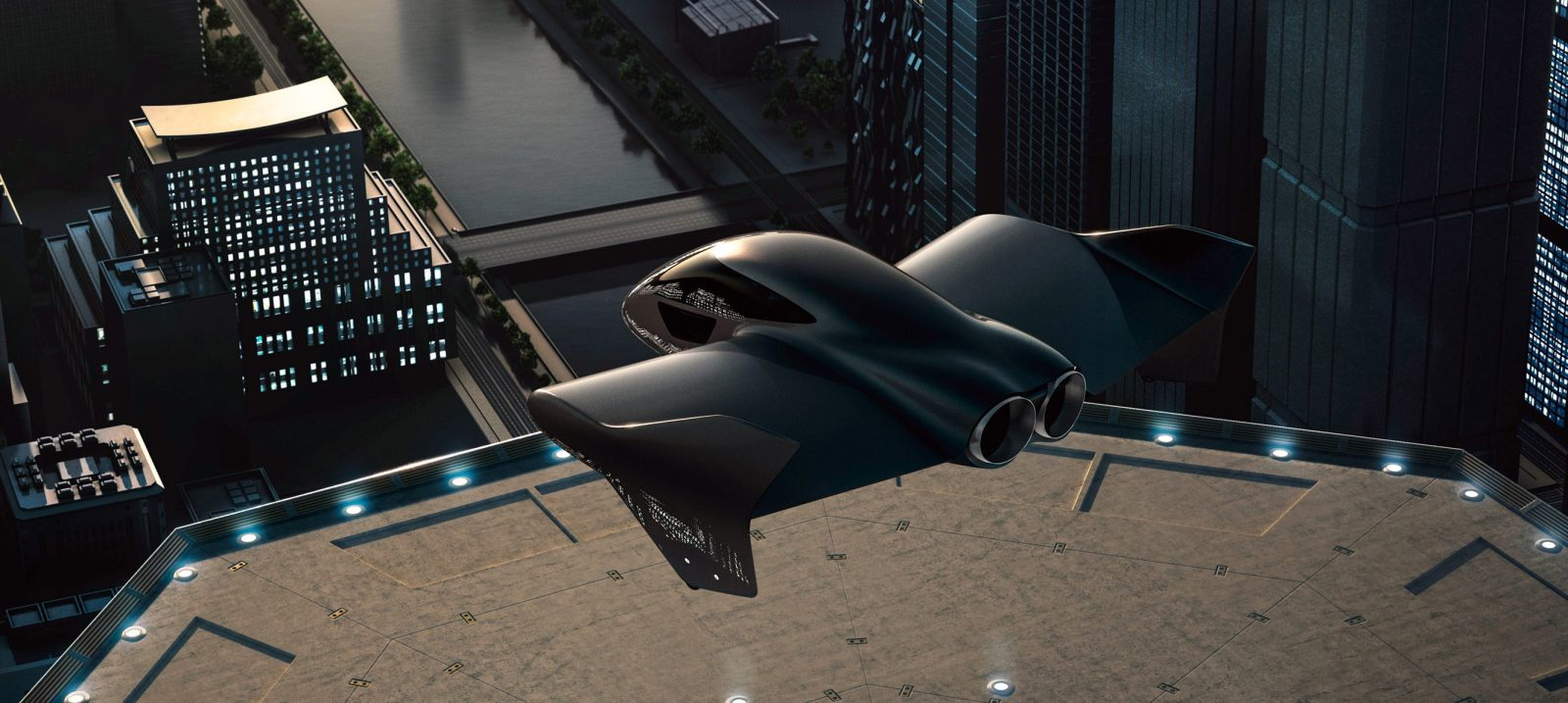 Porsche is building an electric vertical take-off and landing aircraft (eVTOL) with Boeing
