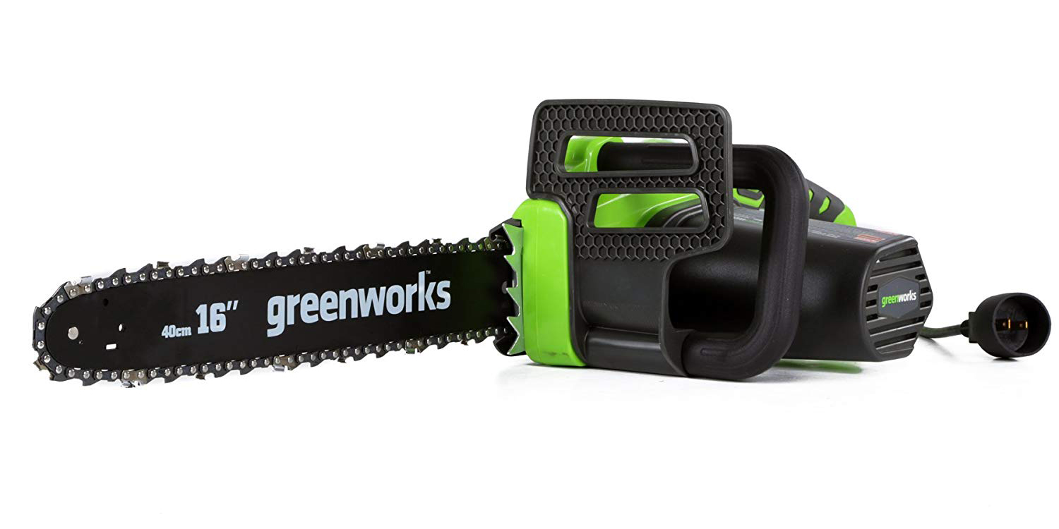 Pick up a Greenworks 16-inch electric chainsaw for $39, more in today's Green Deals
