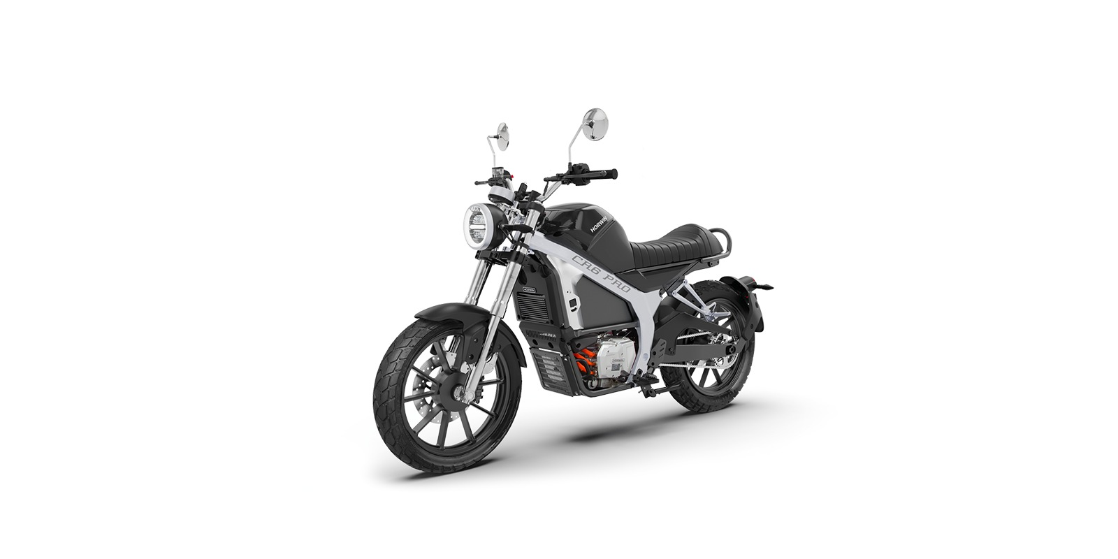 Horwin debuts two new electric motorcycles, one with a 5-speed gearbox