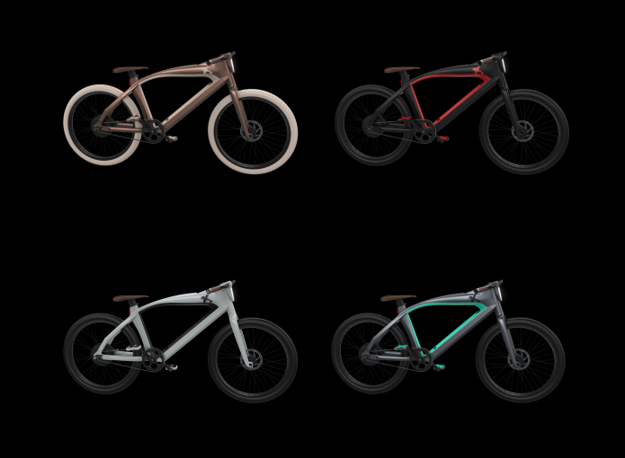 x one electric bicycle