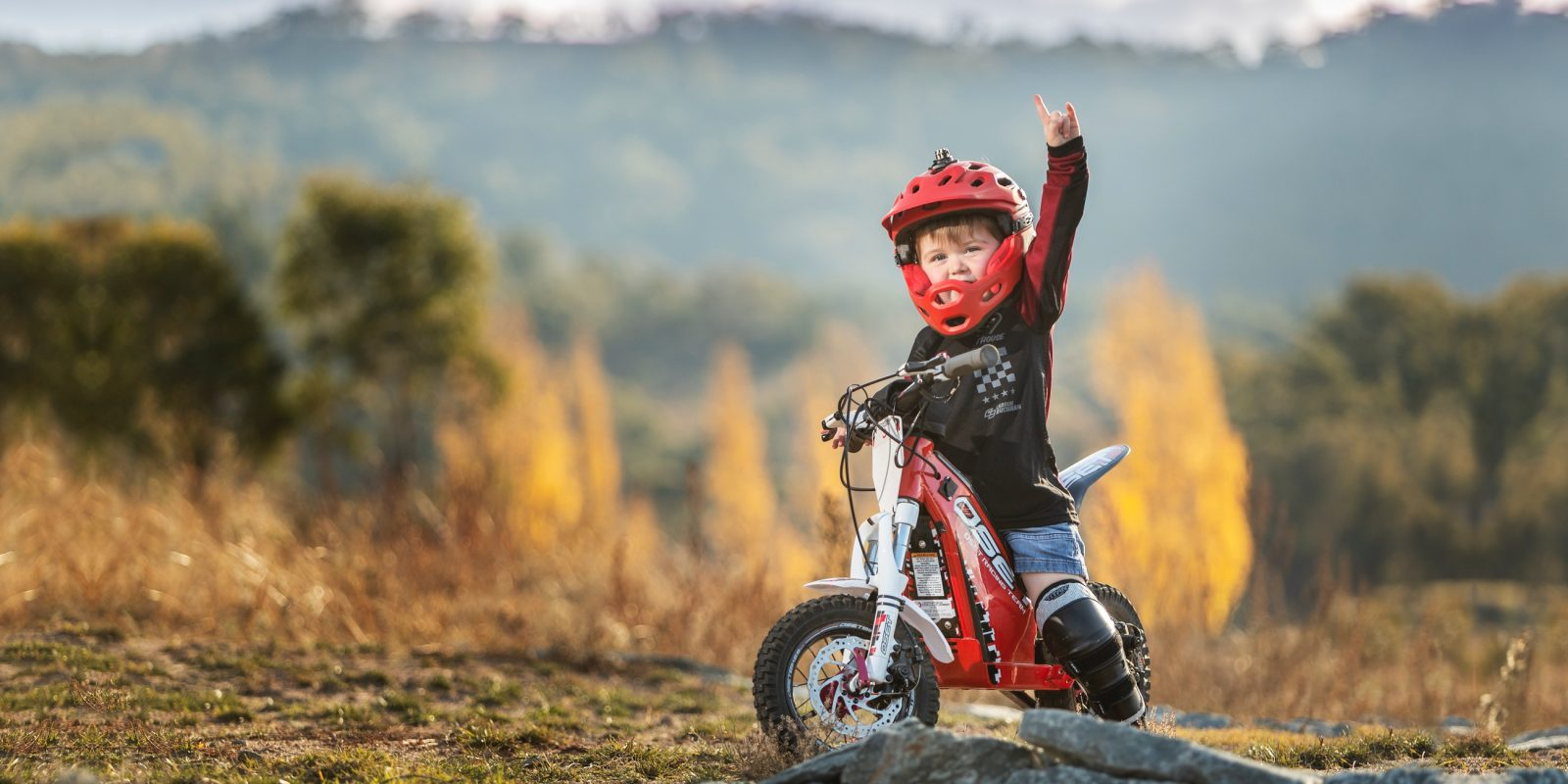 OSET wants to get kids off video games and onto electric dirt bikes