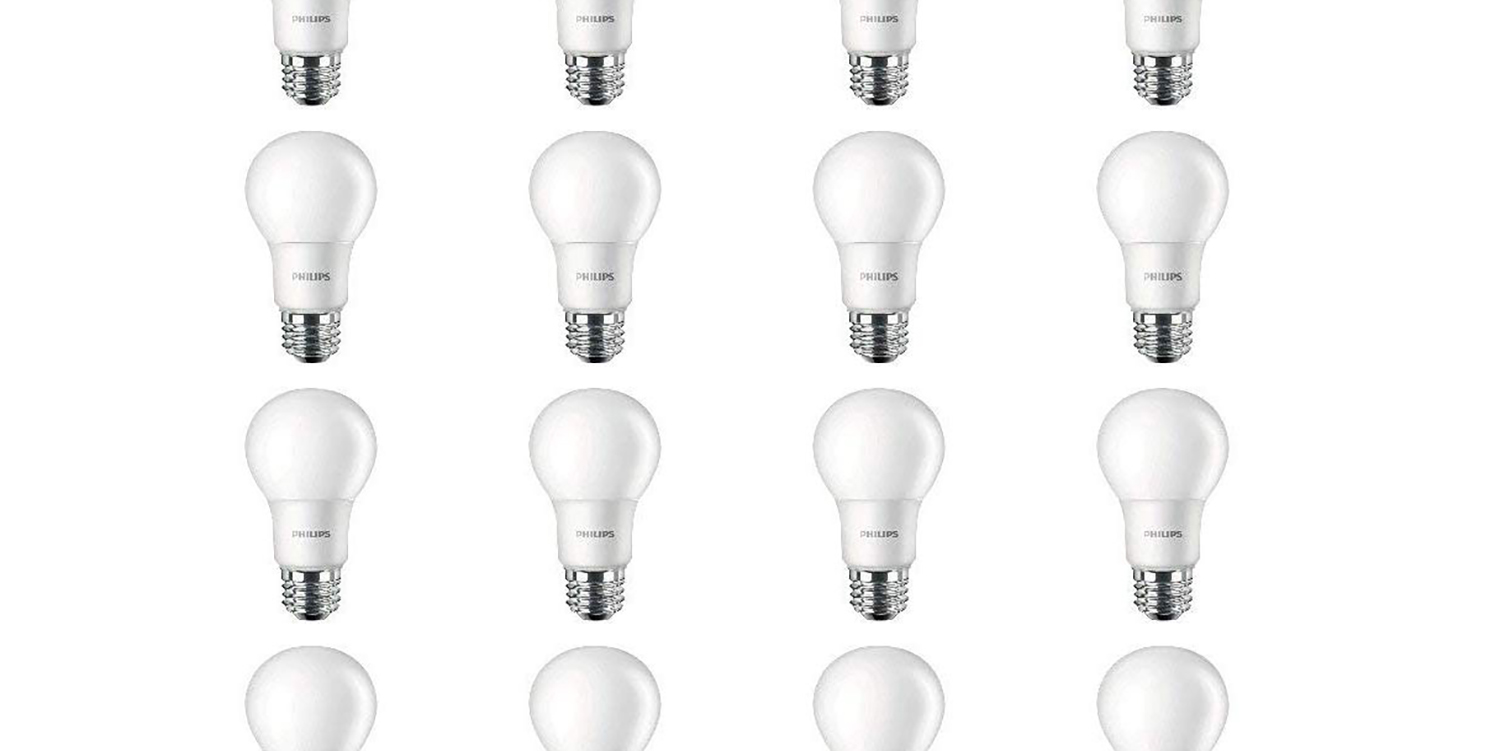 Get 16 Philips LED Light Bulbs for $18 in today's Green Deals, more