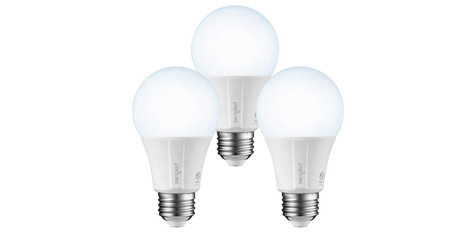 Grab a three-pack of Sengled Dimmable Smart LED Light Bulbs for $23, more