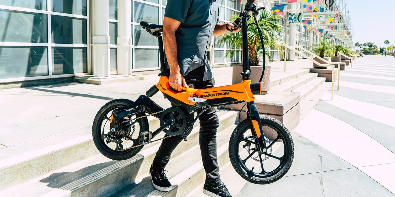 Swagtron's popular $599 electric bicycle just got even better