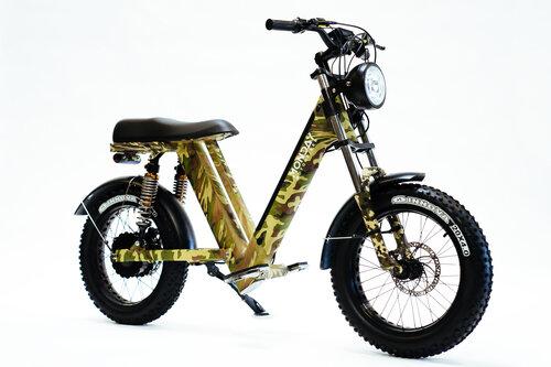 monday motorbikes gateway booster