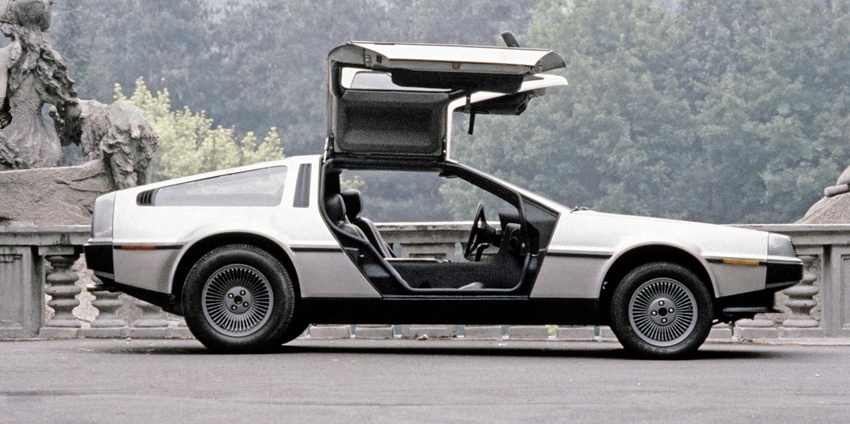 John DeLorean's DMC-12