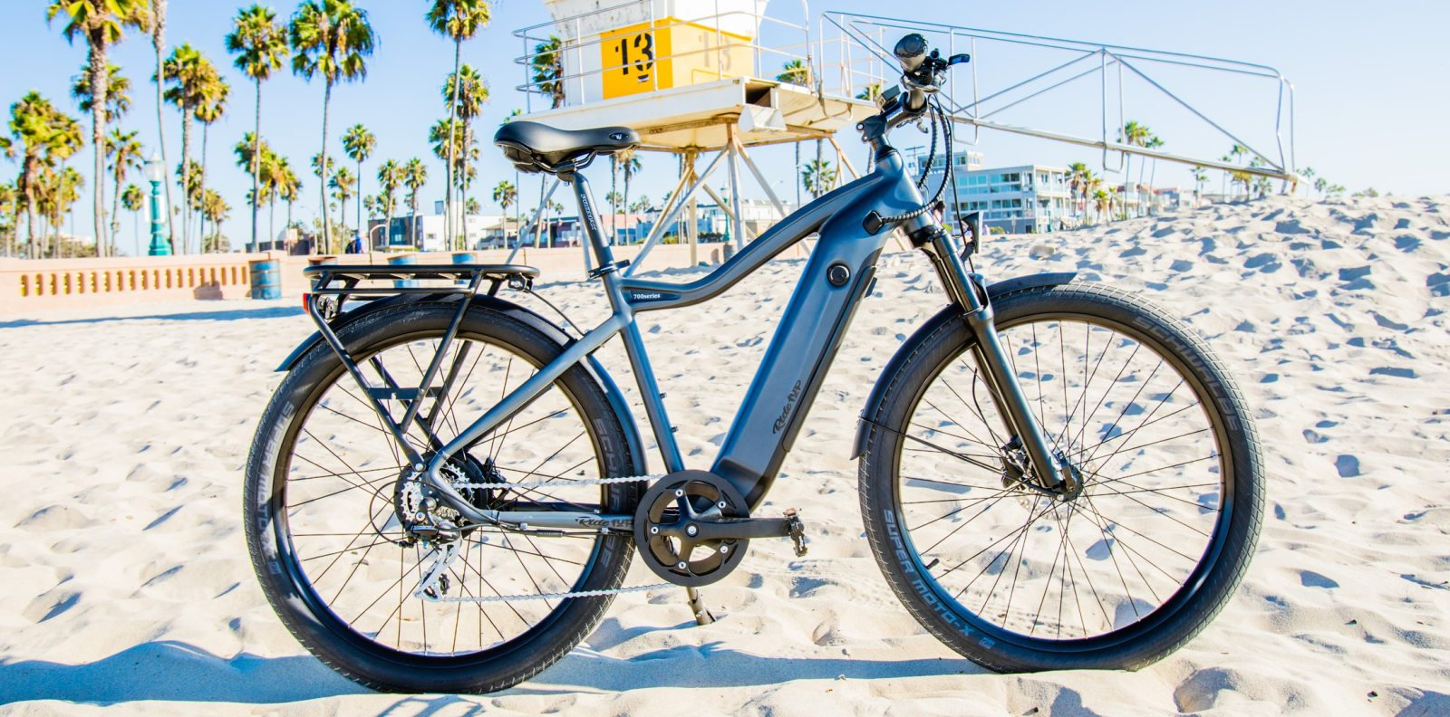 Ride1Up's new 27 mph flagship e-bike is now hitting the road in the US