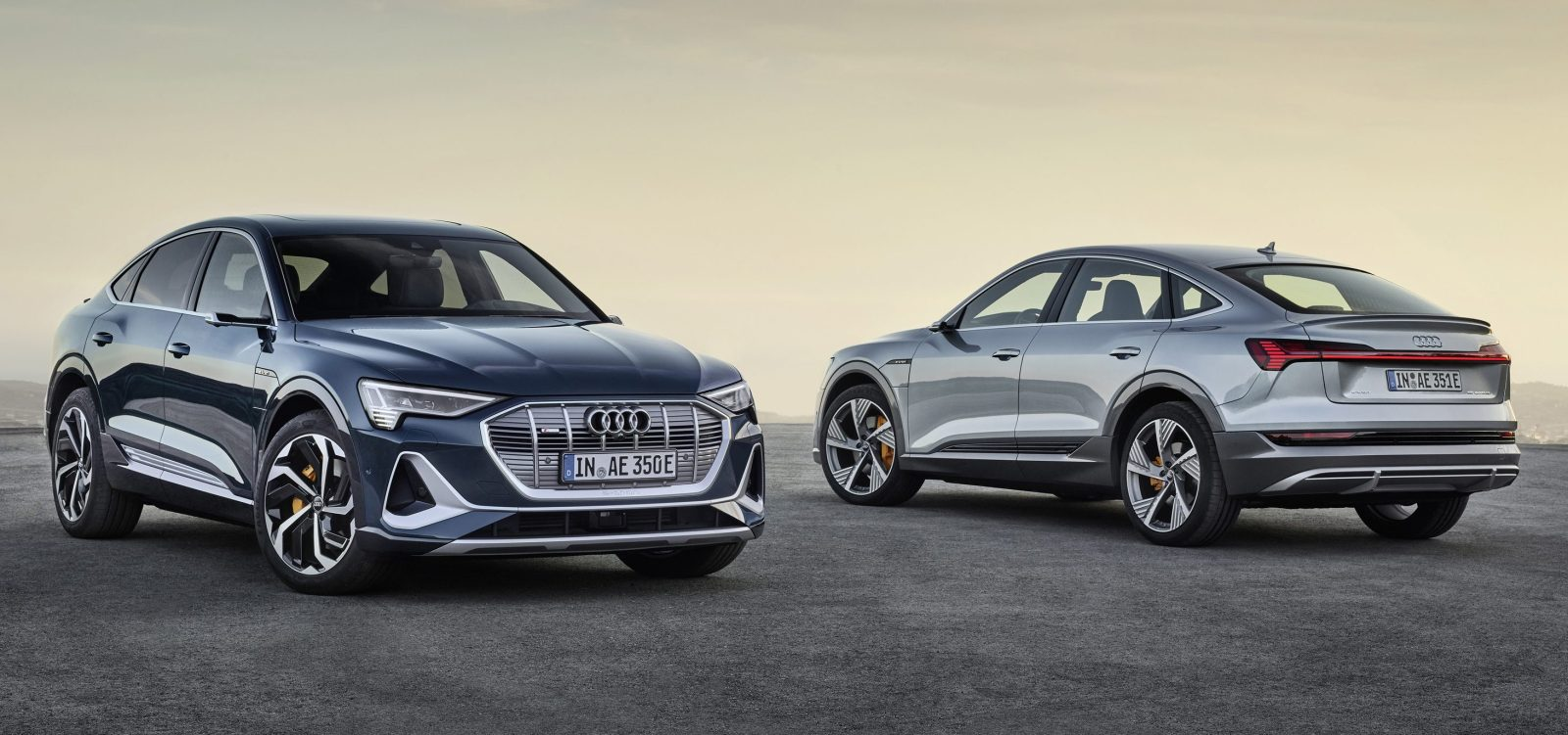 Audi e-tron Sportback: Audi unveils coupé version of its electric SUV
