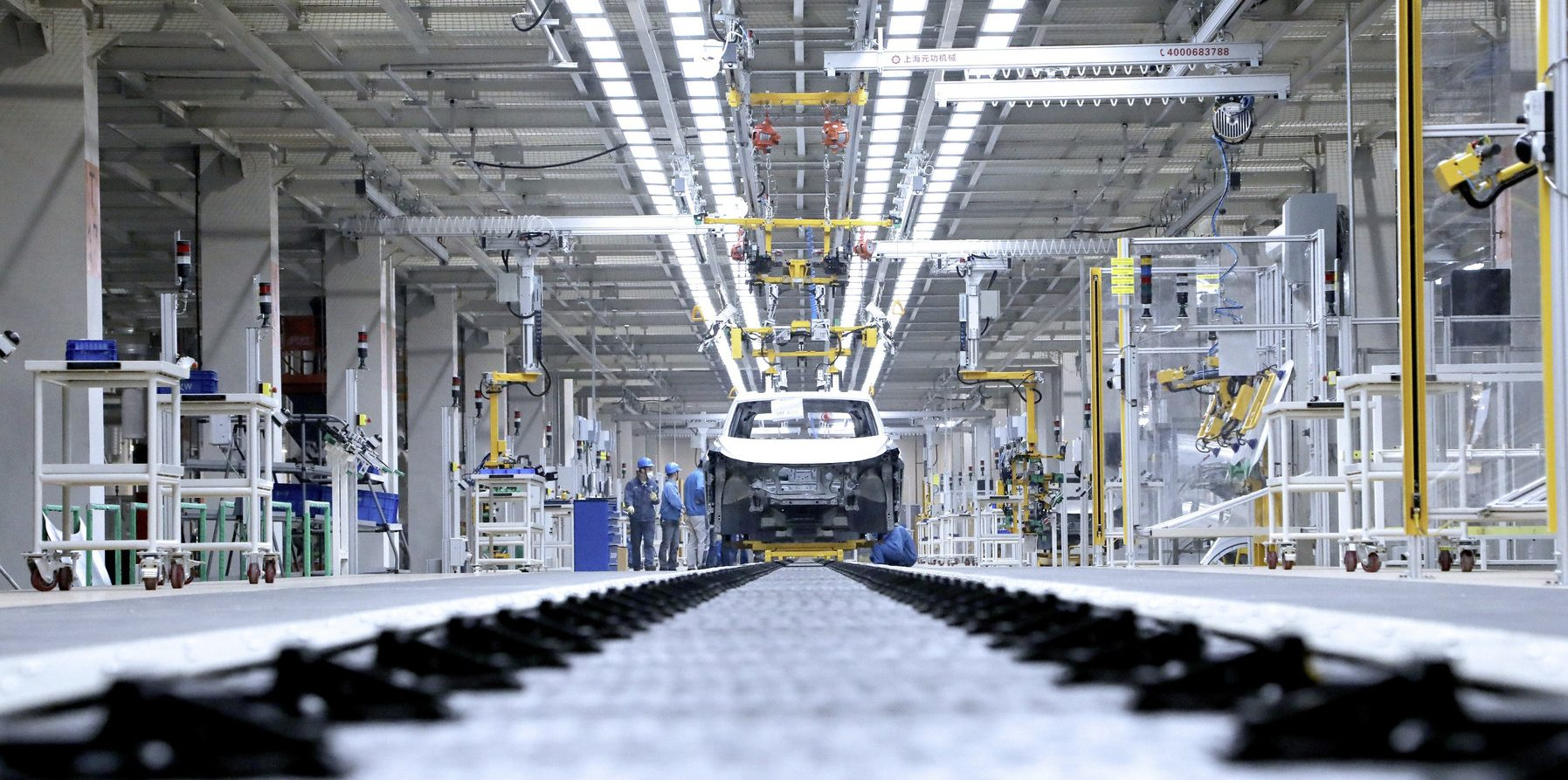 photo of VW starts pre-production at all-electric vehicle factory in China image