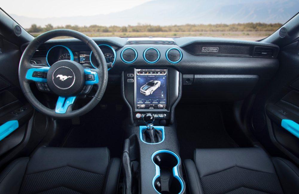 ford lithium interior