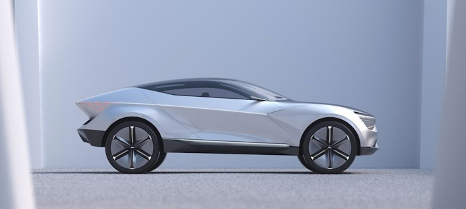 Kia unveils sleek-looking electric SUV concept that you'll never see on the road