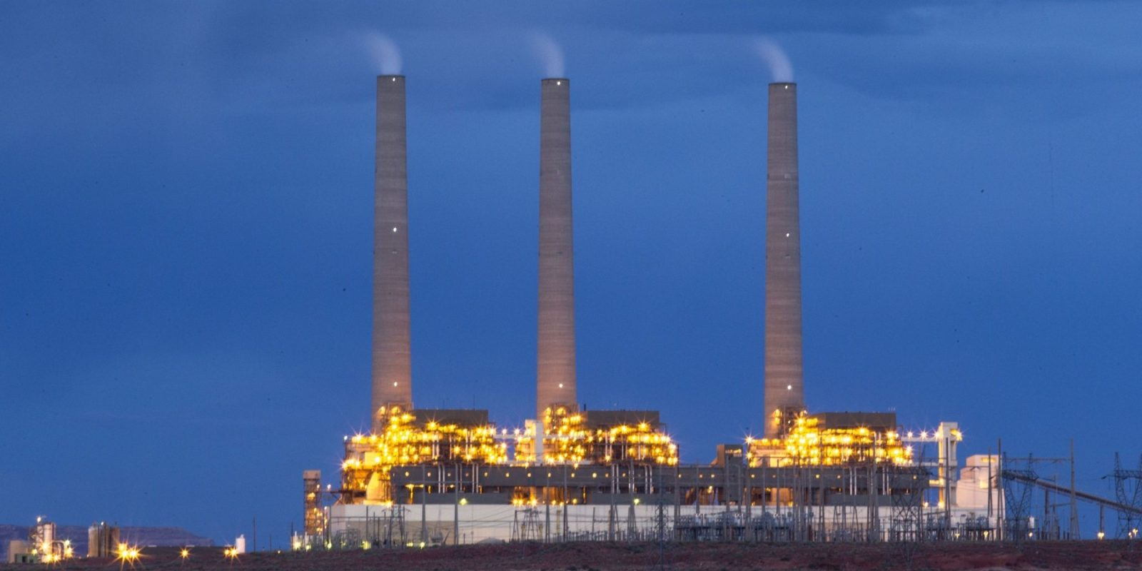Navajo Generating Station, biggest coal plant in the West, shuts down this week