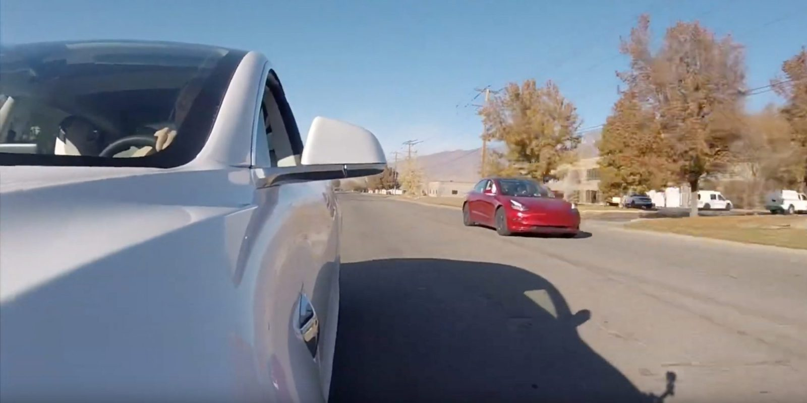 Watch Tesla's new over-the-air performance update put to the test