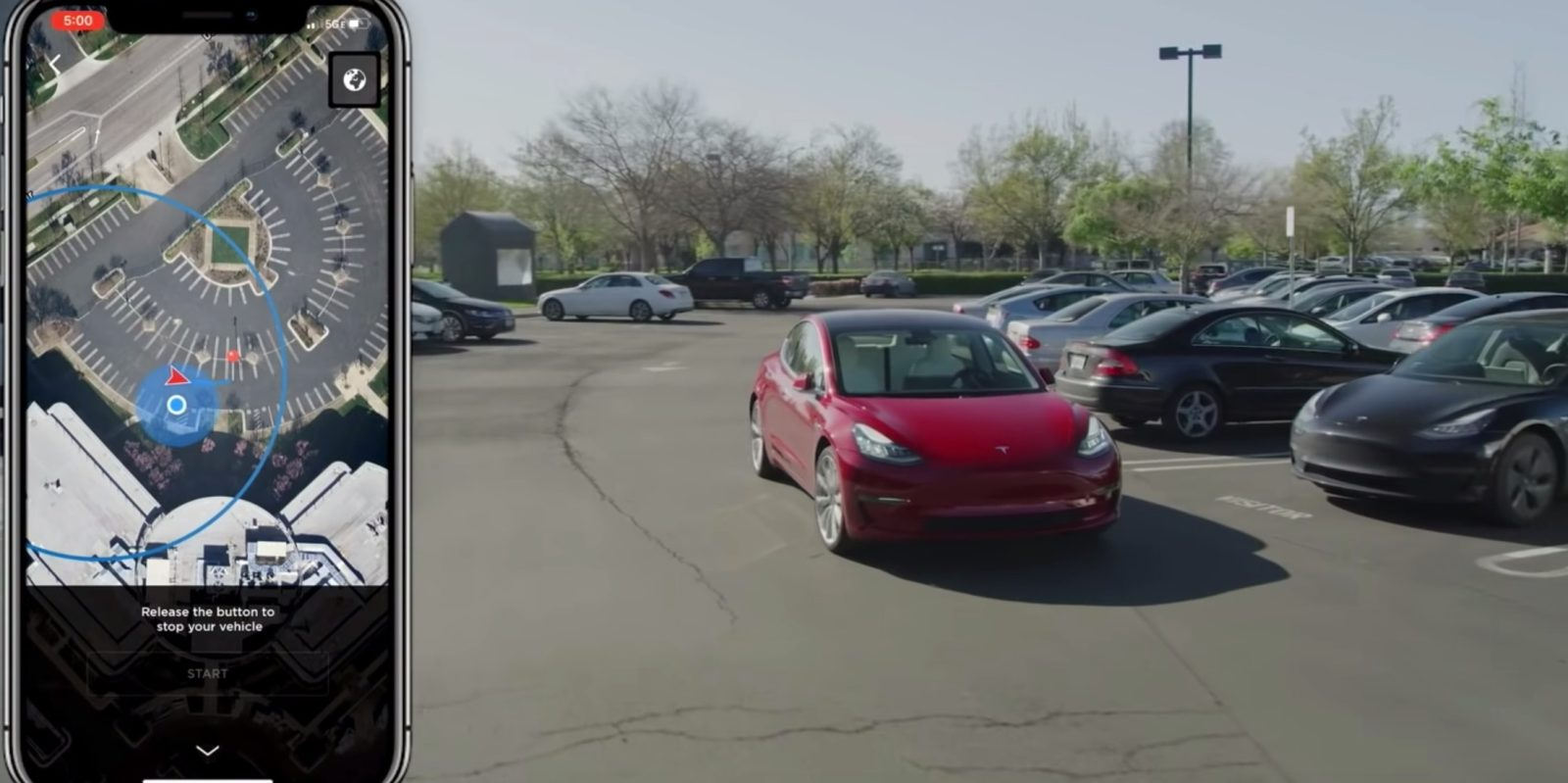 Watch how Tesla trains its neural networks for self-driving in 10 minutes