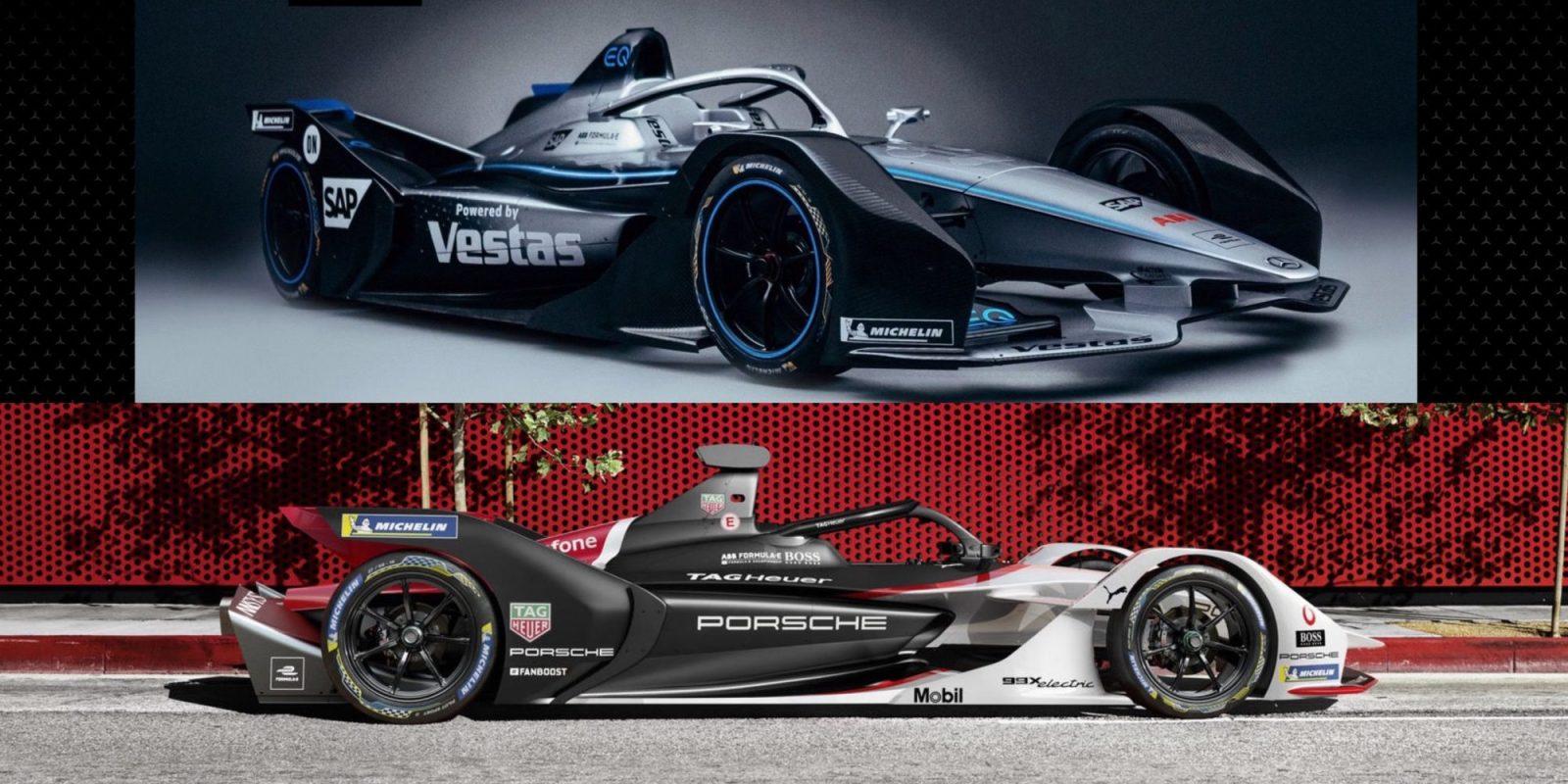 Formula E's 2019-20 season starts Friday, with new Porsche and Mercedes teams