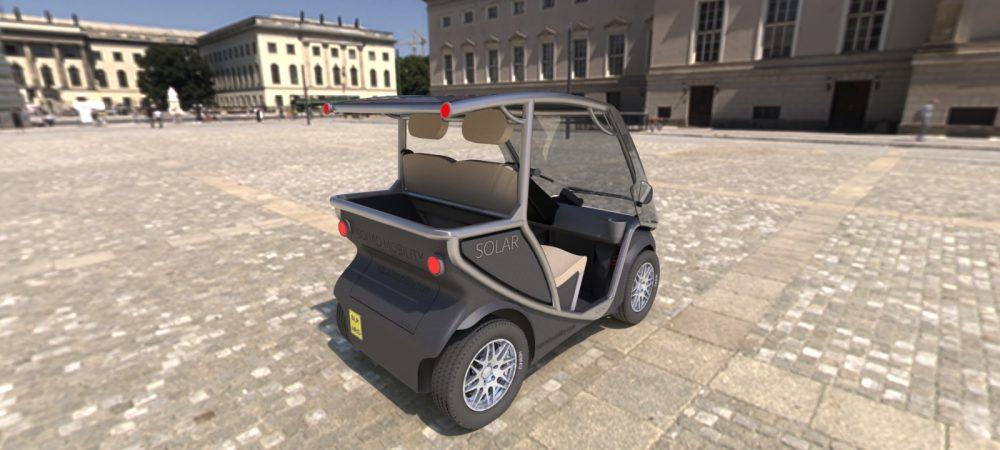 squad solar car