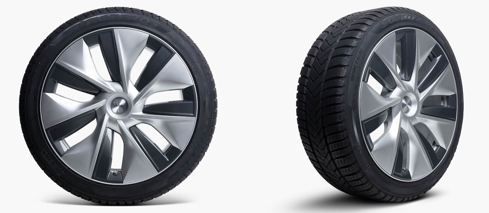 Tesla launches new 'Gemini' wheels for Model 3 Performance
