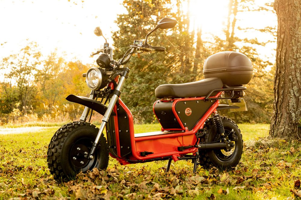 daymak beast 2.0 electric bike