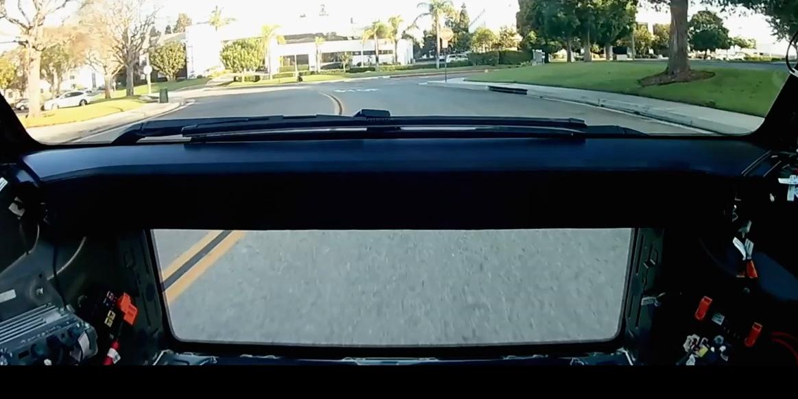 Canoo EV front end