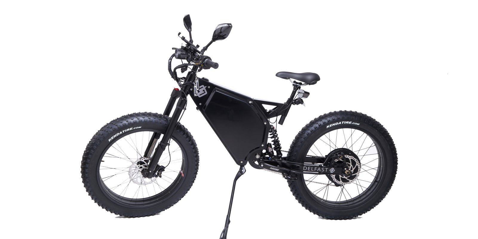 Delfast drops a new 50 mph (80 km/h) off-road electric bicycle on us