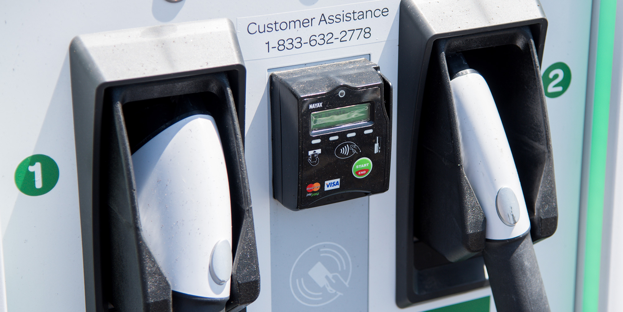 Faulty credit-card readers are a pain for EV drivers