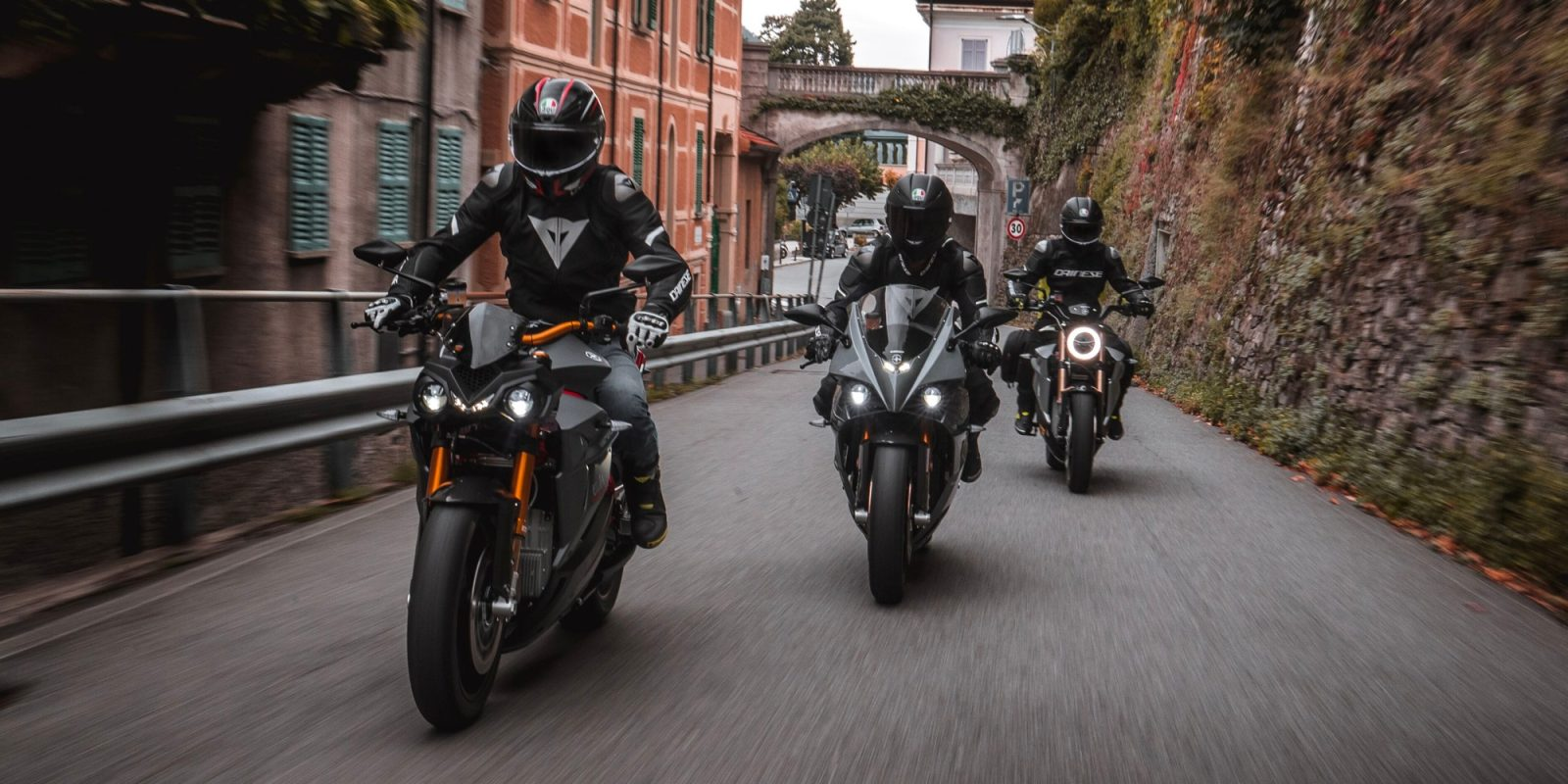 Energica electric motorcycle sales are booming, spur increased production