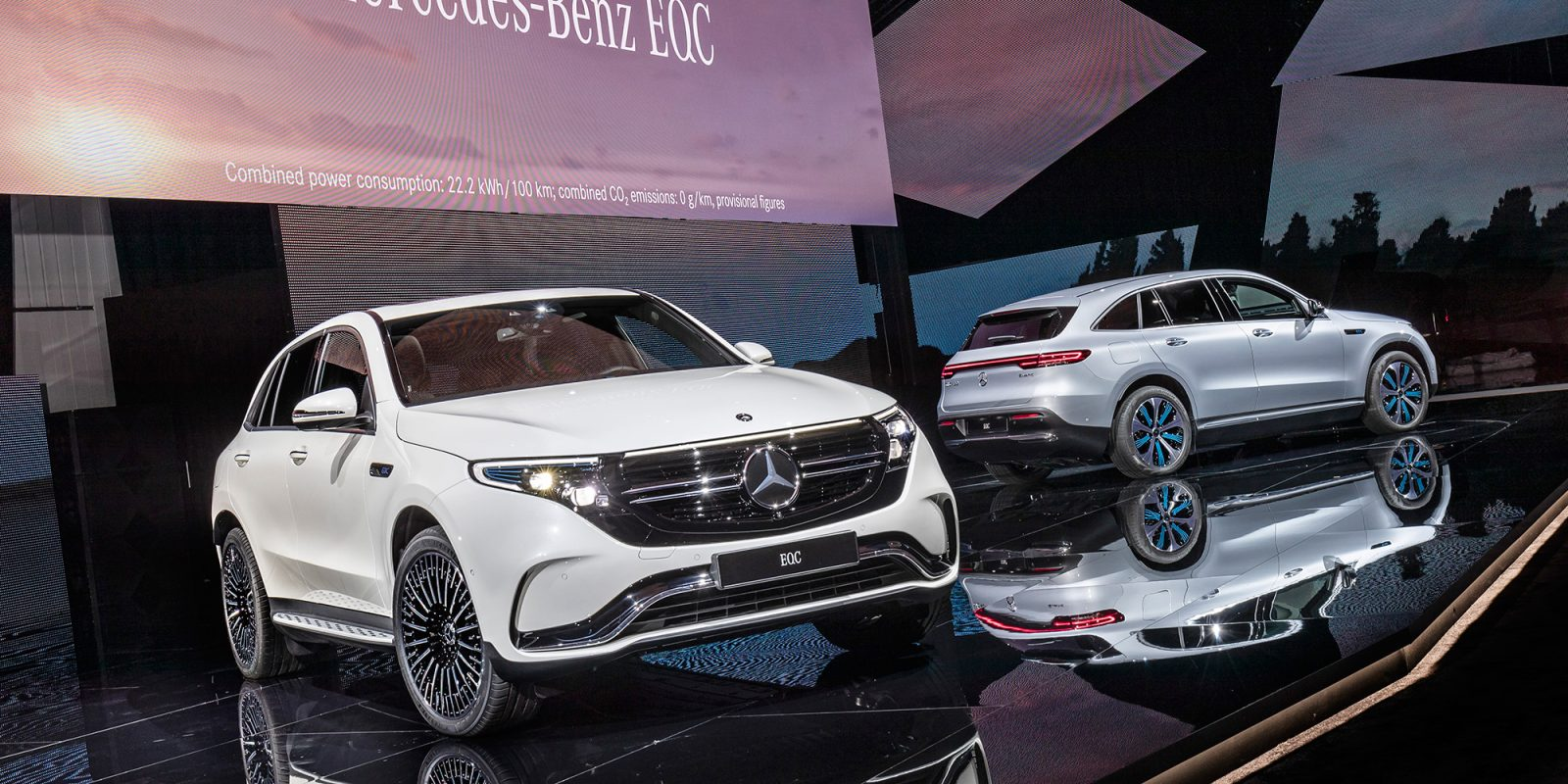 Mercedes-Benz releases life cycle environmental assessment of EQC electric SUV