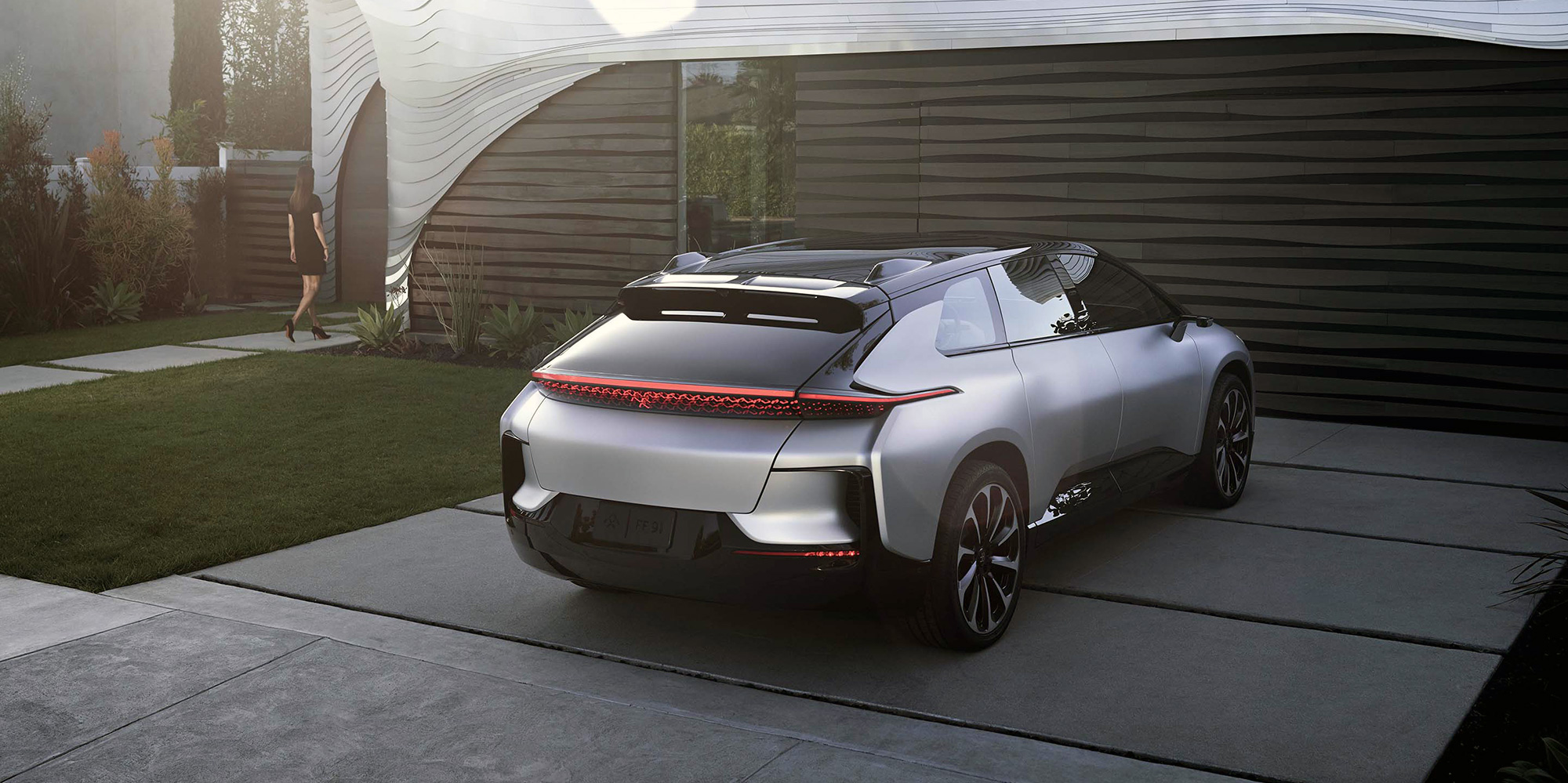 Faraday Future's FF 91