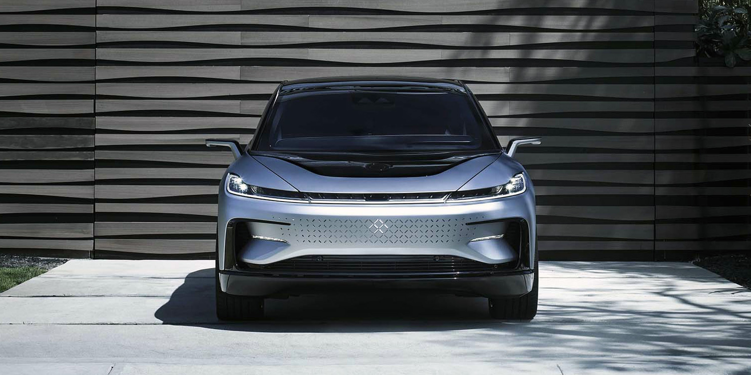 Faraday Future CEO says the company has the best electric powertrain in the industry